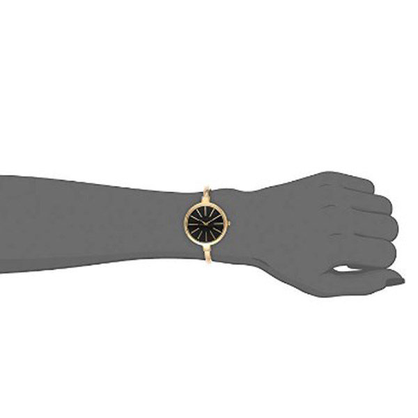 Front View - Anne Klein Women's Watch and Bracelet Set