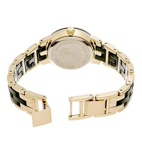 Back View - Anne Klein Diamond Ceramic Bracelet Watch