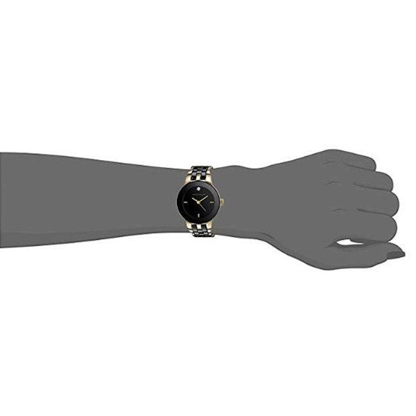 Front View - Anne Klein Diamond Ceramic Bracelet Watch