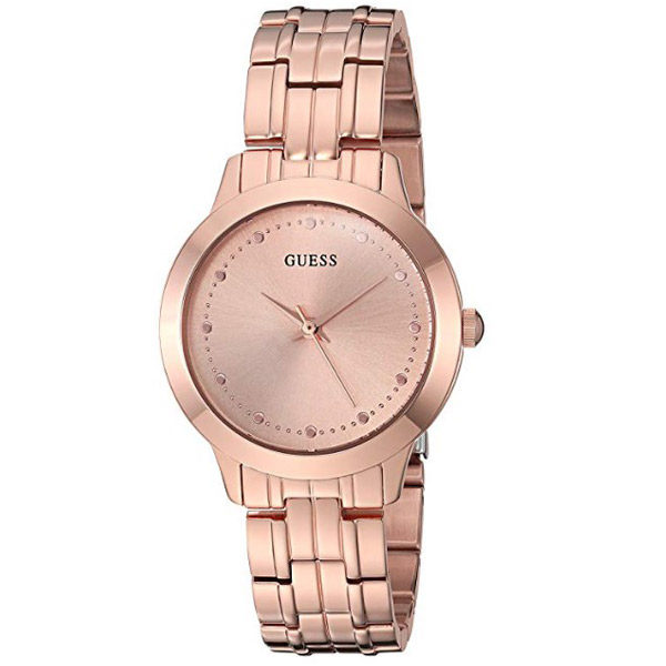 Guess womans watch front view