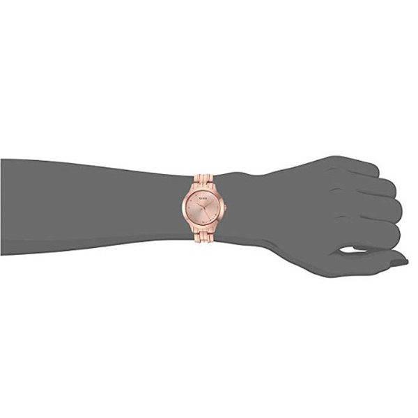 Guess watch front view