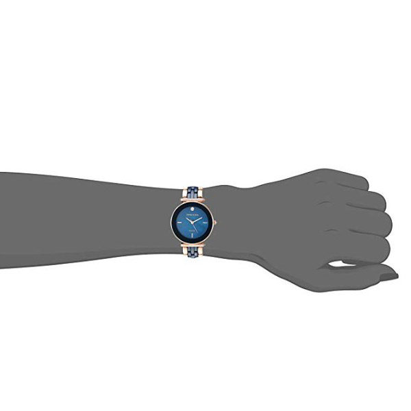 Watch front view