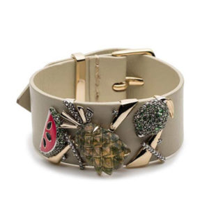 Cuff bracelet front view
