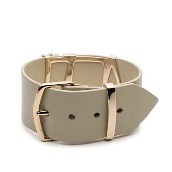 Cuff bracelet back view